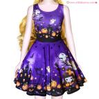 Cute Kawaii Skater Dress