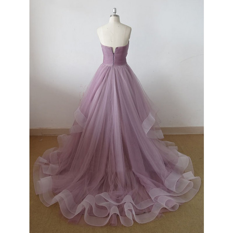 Tulle Prom Dresses A Line Prom Dress Simple Prom Dress