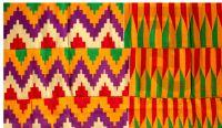 Kente Hanwoven Fabric/Original Kente Cloth/Kente/Ghana ...