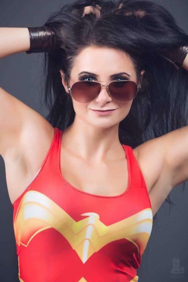 Casual Wonder Woman · Scarlett Rose · Online Store Powered ...