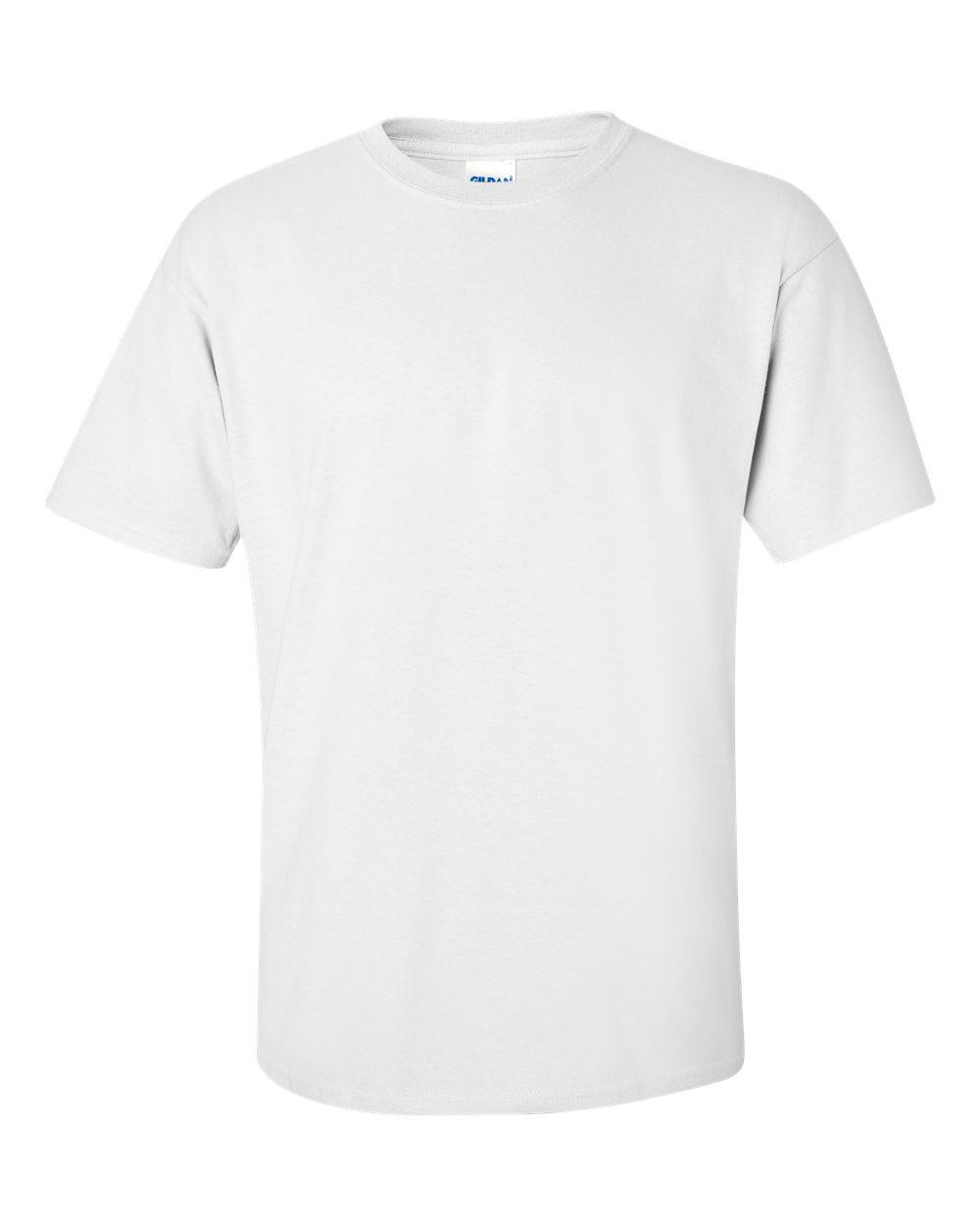 50 Custom Printed White T shirts  Paragon Disc Golf