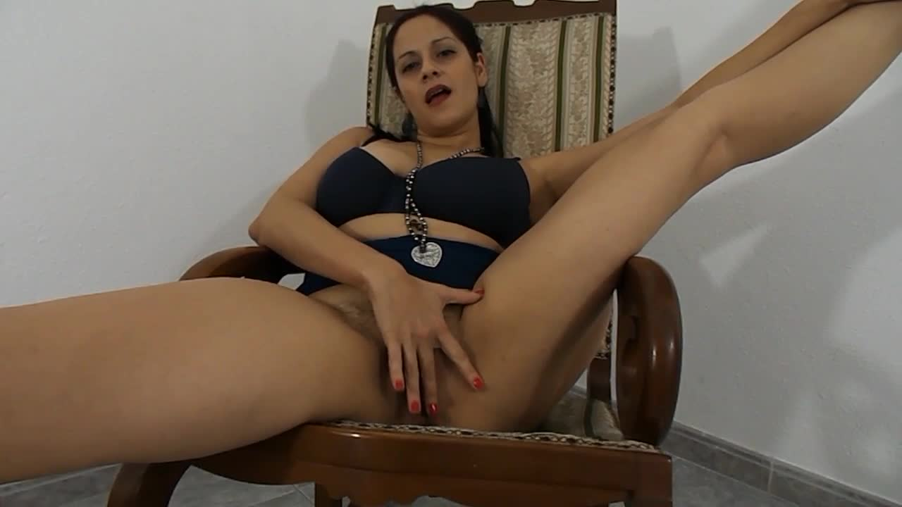 Dildo Rocking Chair Bigboobsderia Fooling Around On My Rocking Chair Manyvids