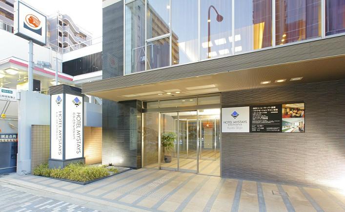 Hotel Mystays Kyoto Shijo Your Hotel In Kyoto Japan Mystays