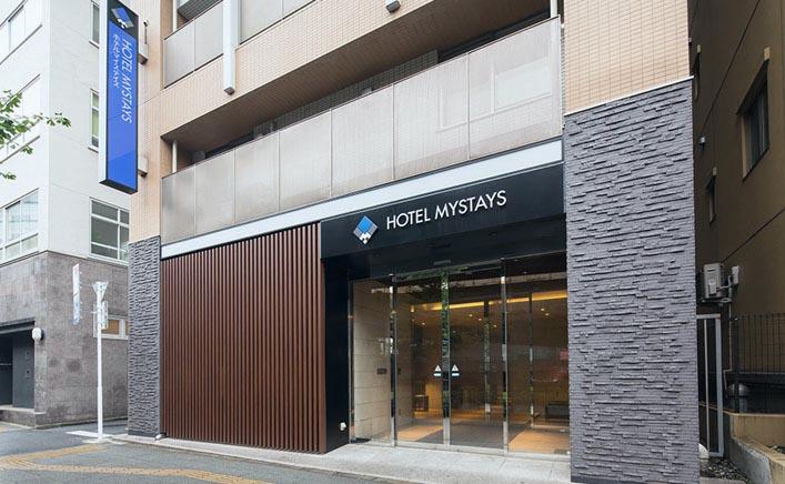 Hotel Mystays Kanda Your Hotel In Kanda Tokyo Japan Mystays