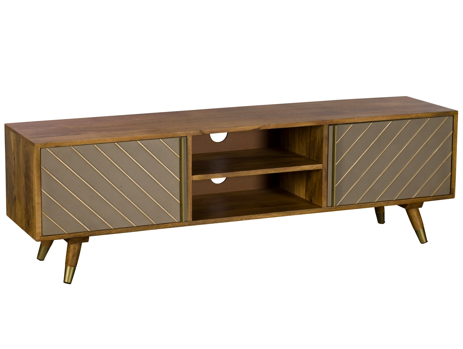 meuble tv moderne broadway meubles tv pier import