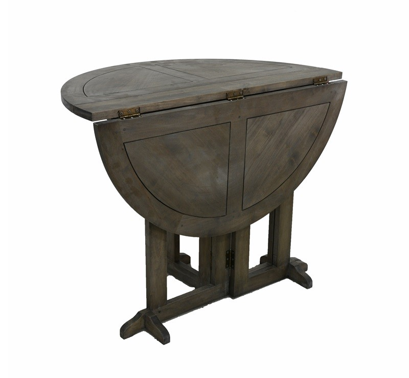 Table A Manger Ronde Pliante O100 Tradition Tables A Manger Pier Import