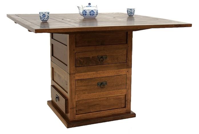 table basse transformable en table a manger 110 maori