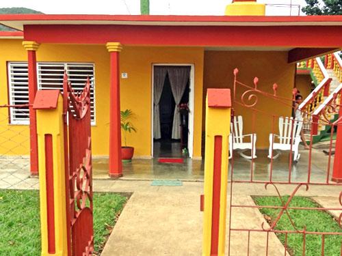 Cuba overnachten  Bijzonder overnachten met Riksja Cuba