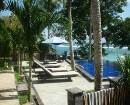 Chillen in het paradijs  Nusa Lembongan Bali