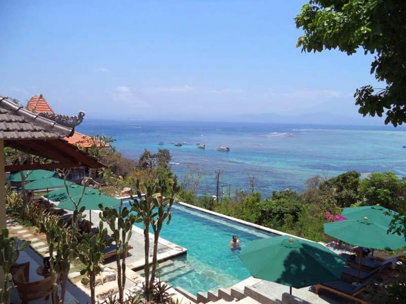 Slaapplekken Bali