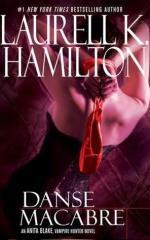 Book Review: Laurell K. Hamilton's Danse Macabre