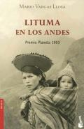Death in th eAndes by Mario Vargas Llosa