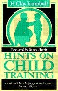 Image result for hints on child training