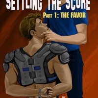 Review: The Favor (Settling the Score #1) by Josh Hunter #MM #BDSM