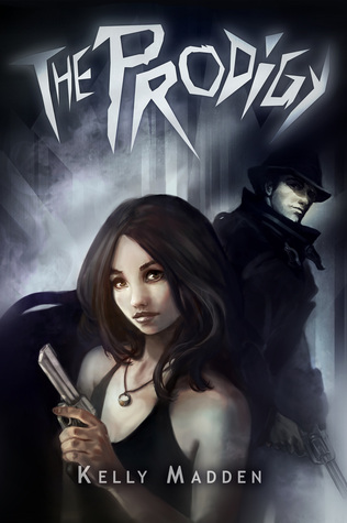 The Prodigy by Kelly Madden | reading, books, book covers, cover love, ghosts
