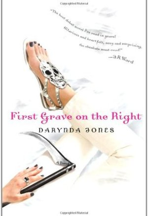 #Printcess review of First Grave on the Right by Darynda Jones