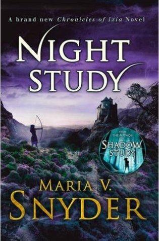 Night Study (Soulfinders #2) – Maria V. Snyder