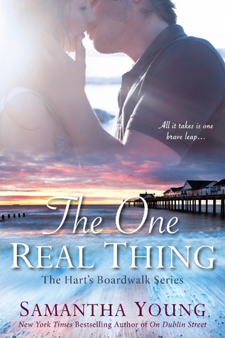 Blog Tour {Review+Except}: One Real Thing by Samantha Young