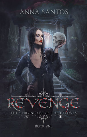 Revenge by Anna Santos | books, reading, book covers
