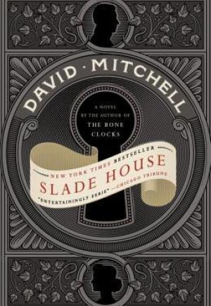 #Printcess review of Slade House by David Mitchell