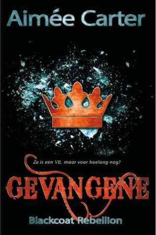 Gevangene (The Blackcoat Rebellion #2) – Aimee Carter