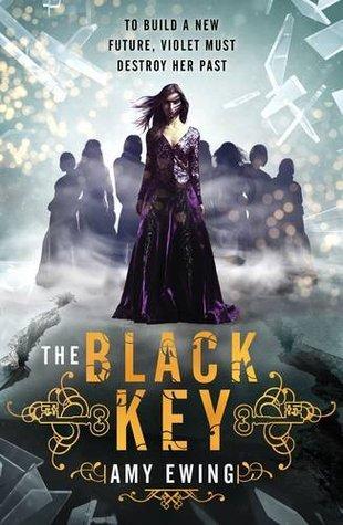 The Black Key (The Lone City, #3)