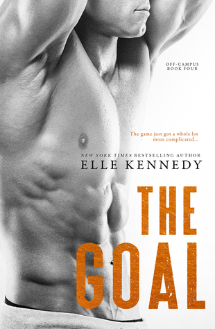 Review: The Goal (Off Campus #4) by Elle Kennedy