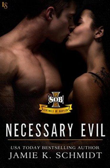 Necessary Evil (Sentinels of Babylon, #1)