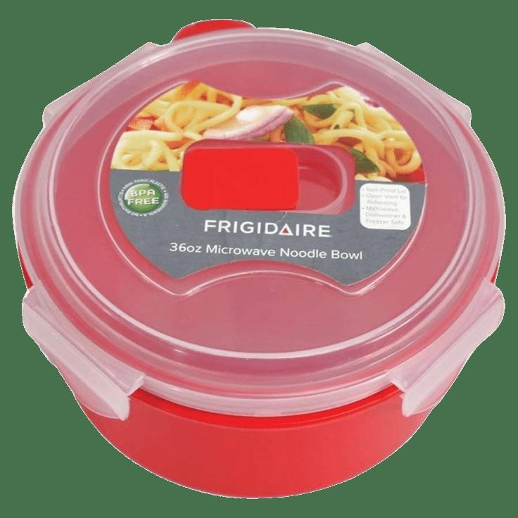 frigidaire 36oz microwavable noodle