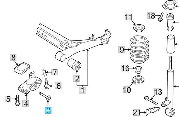 Airlift VW MK7 Golf Sport Wagon S/SE/SEL TDI Performance