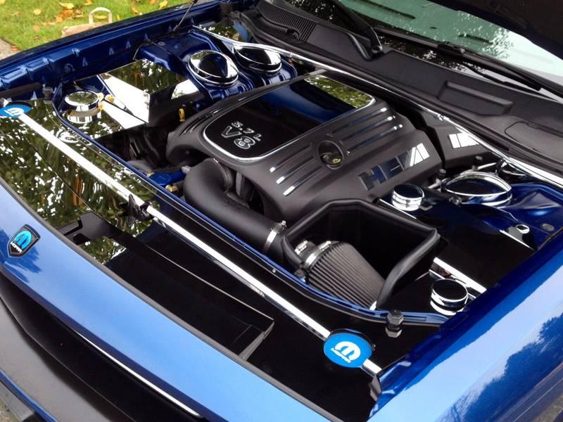 ACC  57 Engine Shroud Trim Kit Polished 57L  14Pc Now