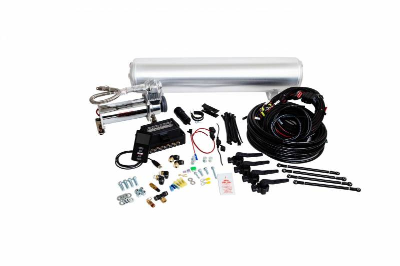 Airlift Nissan GTR R35 08-18 Performance Air Ride System