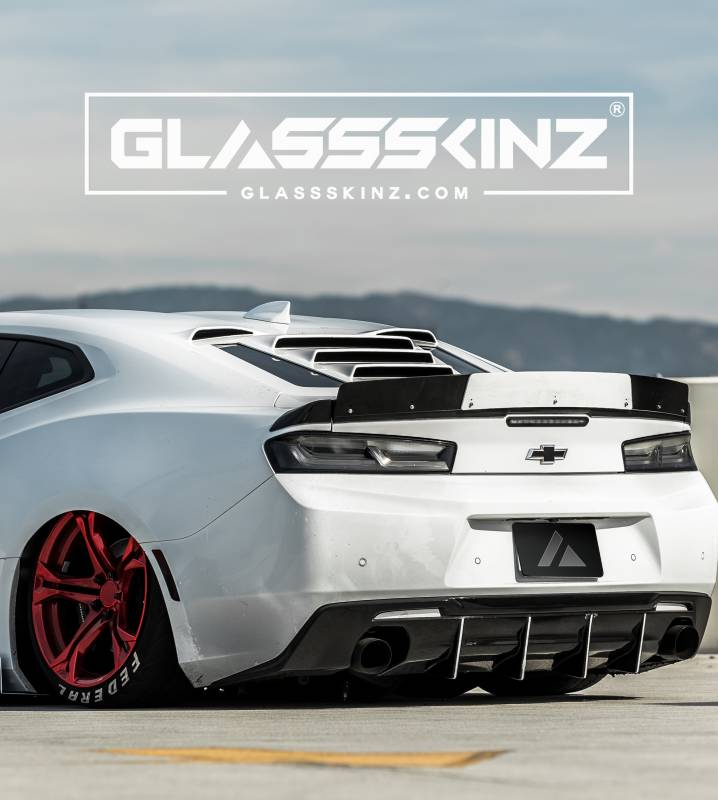 GLASSSKINZ TEKNO 1 Camaro 6th Gen 1618