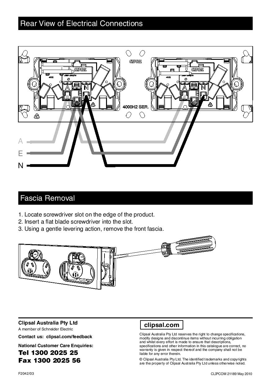 Series Wiring Diagram Clipsal Saturn Picturesque Dimmer Switch Design 874x1240