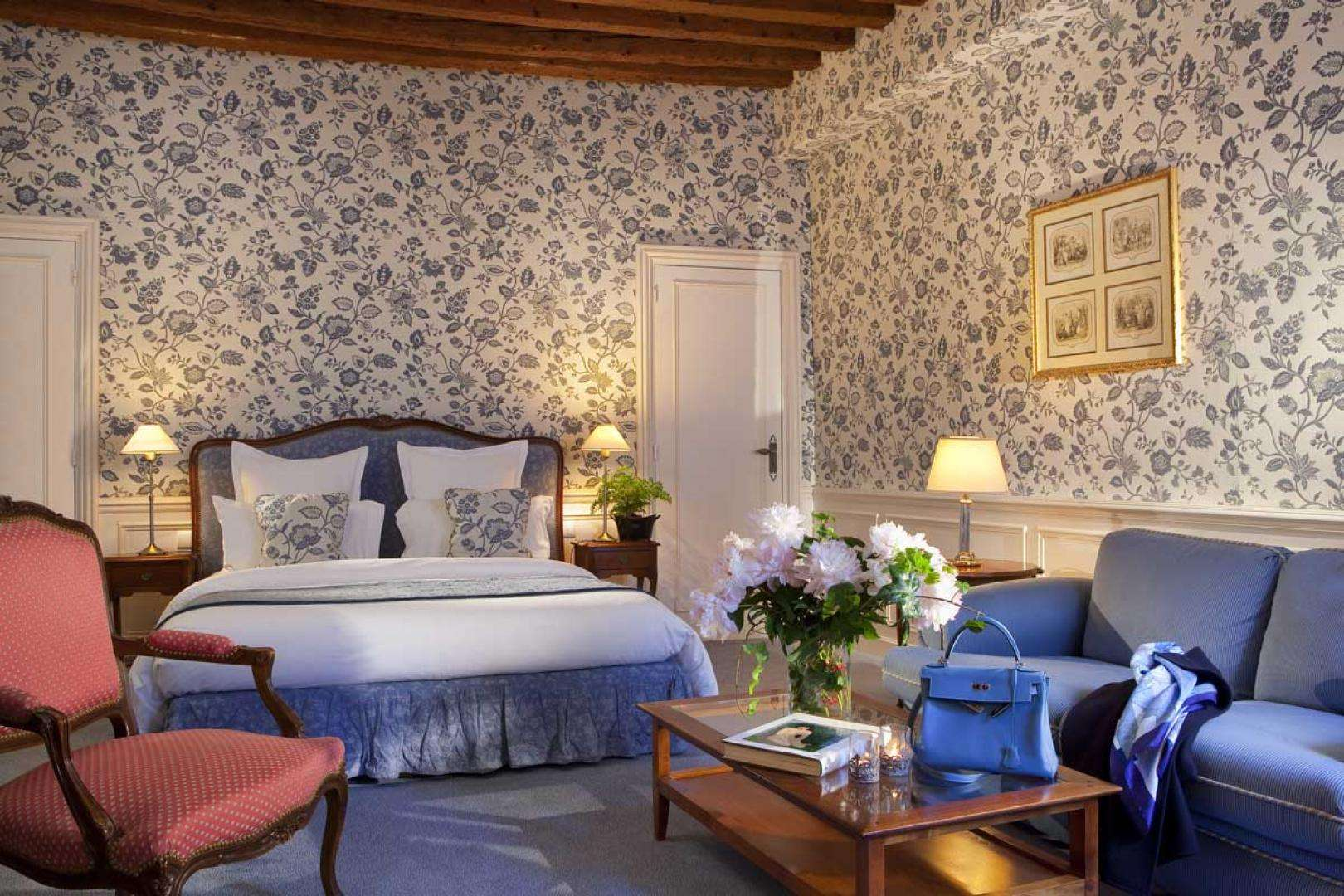 Chambre Simple Chambre Double Difference Hotel D Angleterre Rooms And Suites Paris Saint Germain Des Prés