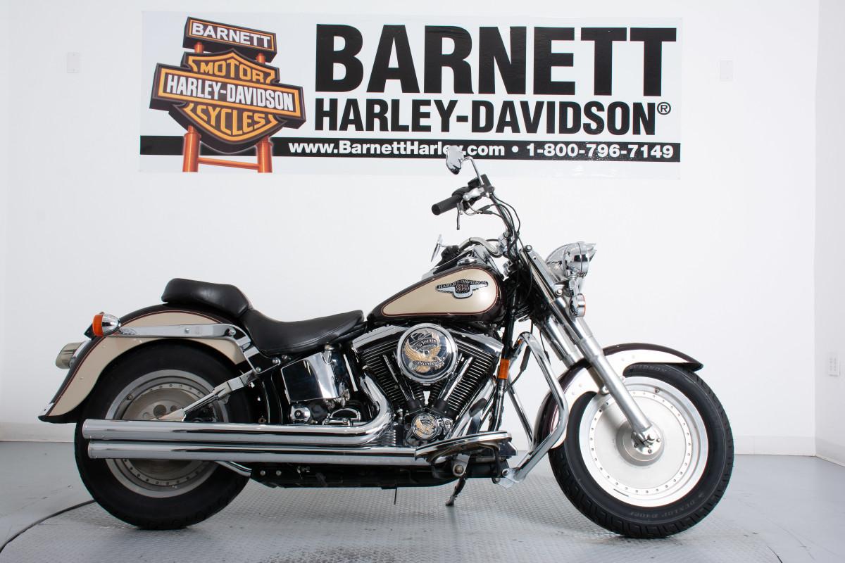 1998 Harley Fatboy Manual