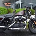 2018 Harley Davidson Forty Eight Xl1200x Gator Harley Davidson