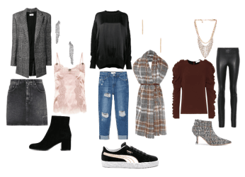 Now Trending: Plaid Outfit ShopLook