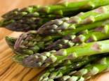 Grünspargel 'Huchel's Schneewittchen', Asparagus officinalis 'Huchel's Schneewittchen', Wurzelware
