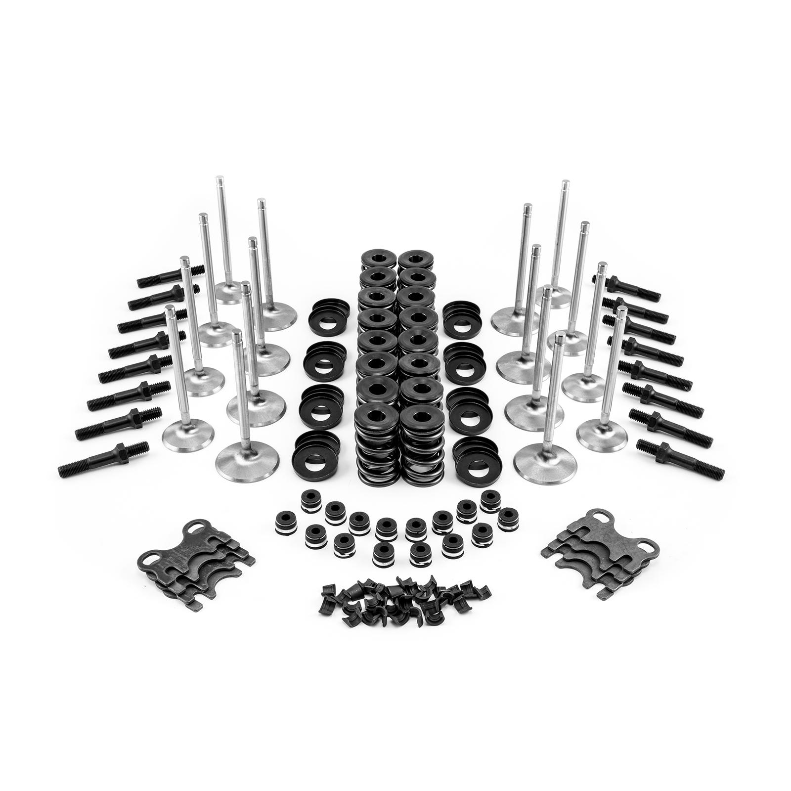 Head Build Valvetrain Kit Big Block Chevy Pc Or