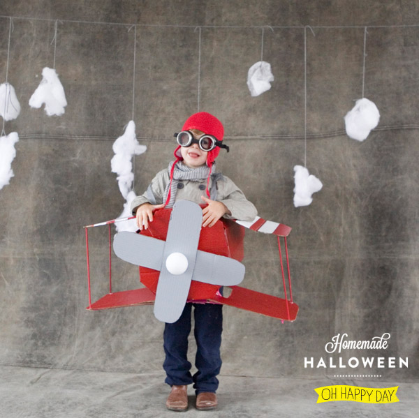 planes costume toddler picture