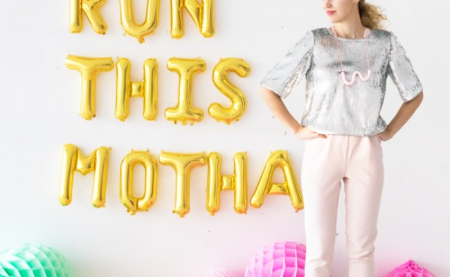 Neon Galentine S Day Party