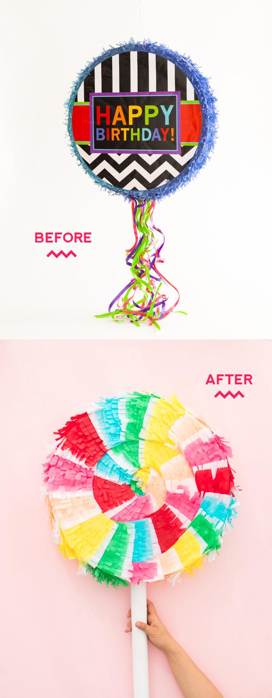 Pinata-Makeover-Lollipop-Antes-Después