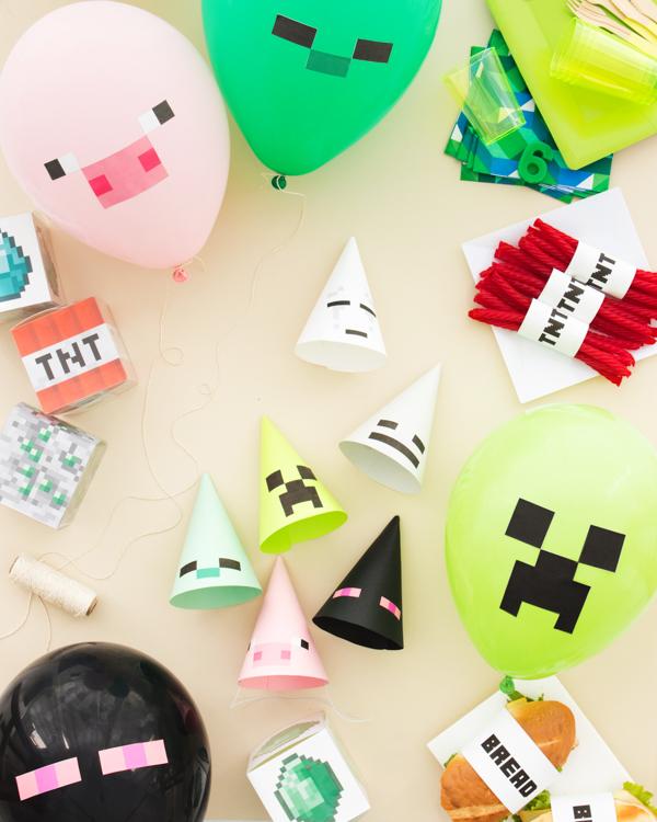 Moderno partido Minecraft | ¡Oh dia feliz!