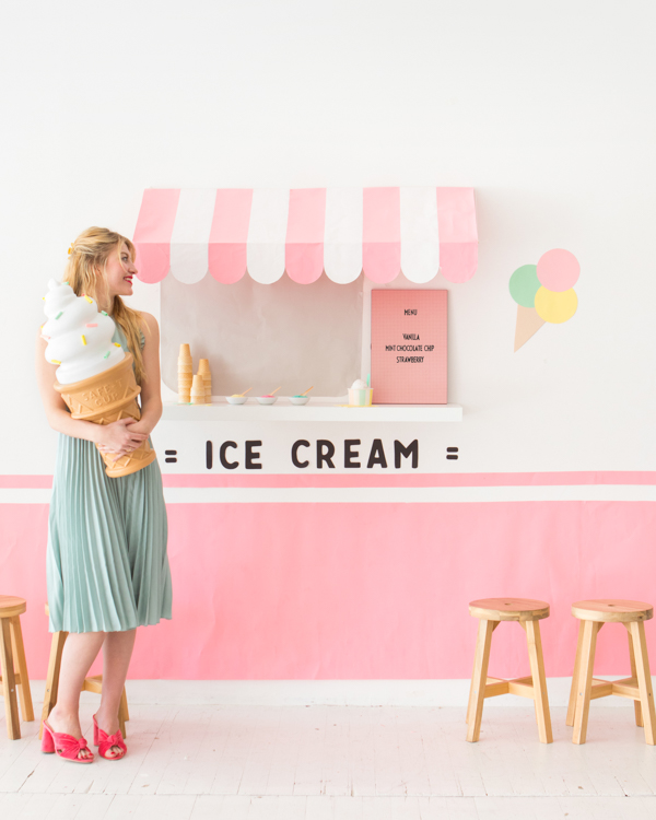Diy Ice Cream Truck : cream, truck, Cream, Truck, Happy, Bloglovin'