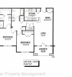 2 bedrooms 2 bathrooms apartment for rent at 4619 todd in ames ia [ 1172 x 900 Pixel ]