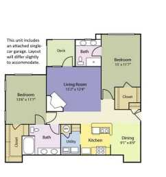 2 bedrooms 2 bathrooms apartment for rent at providence court in charlotte nc [ 1350 x 759 Pixel ]