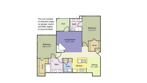 small resolution of 2 bedrooms 2 bathrooms apartment for rent at providence court in charlotte nc