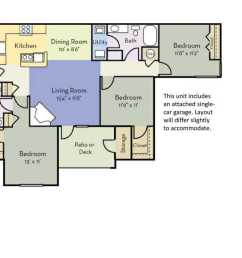 3 bedrooms 2 bathrooms apartment for rent at providence court in charlotte nc [ 1350 x 759 Pixel ]