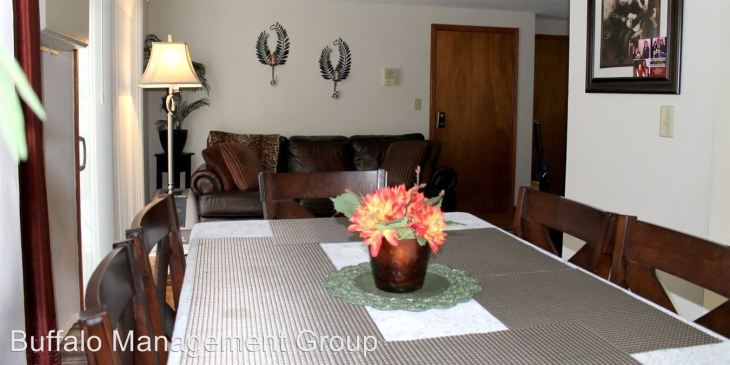 1 Bedroom 1 Bathroom Apartment for rent at 95 Embassy Square in Buffalo, NY